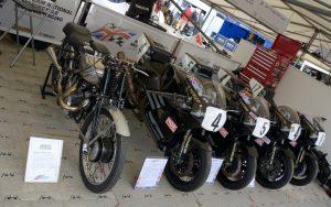 Dunlop, Nation and Stringer, these boys rode hard, spat flame and rejuvenated Norton