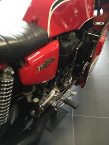 Honda 750 Phil Read Replica
