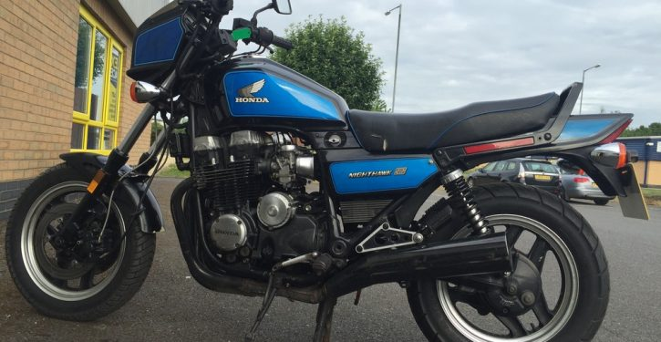 Honda CB700 Nighthawk S