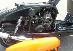 Lambretta 350 YPVS