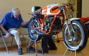 Moto Villa GP from 1969