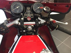 Phil Read Honda 750 Replica
