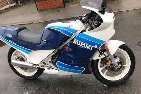 Suzuki RG250 MK3 Gamma