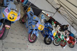 The early CBR 600 look dated now but when I got mine brand new in the 80s they were state of the art
