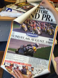 classic bike posters