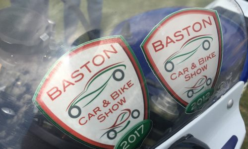 Baston classic bike and car show