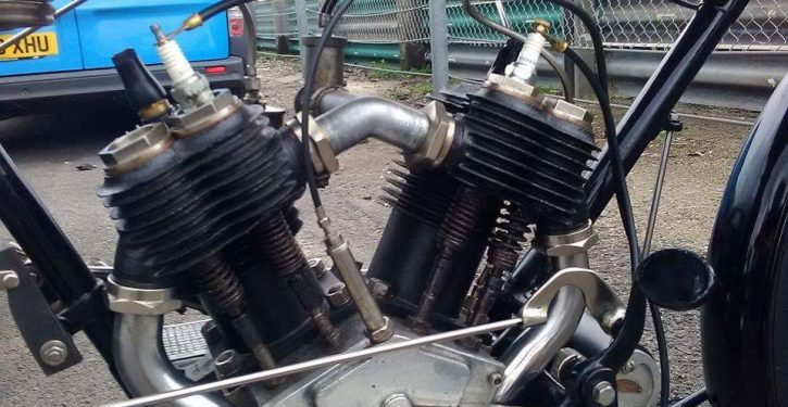 770cc 1913 Ivy engine