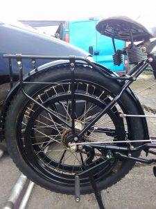 1913 Ivy rear wheel