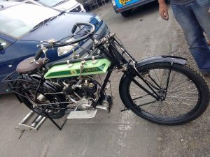 1913 Ivy 770cc Vintage Bike