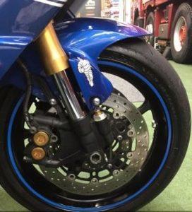 Yamaha YZR500 replica