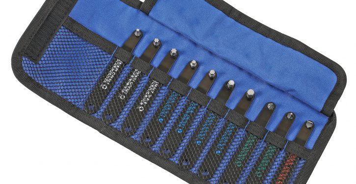 low profile offset tool kit from Laser Tools
