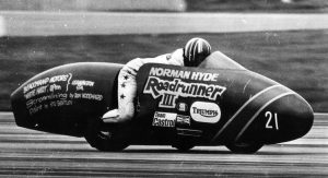 Norman Hyde's World Sidecar Land Speed Record