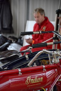 Indian Board-Racer at 102 Years Old