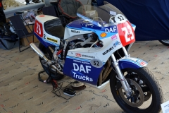 Heron Suzuki GS1000R XR41 for the F1 category in 1982 campaigned by Mick Grant and Rob McElnea