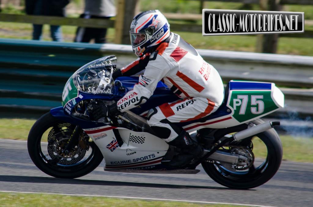 Alan Edwards - 1990 Honda RS250R