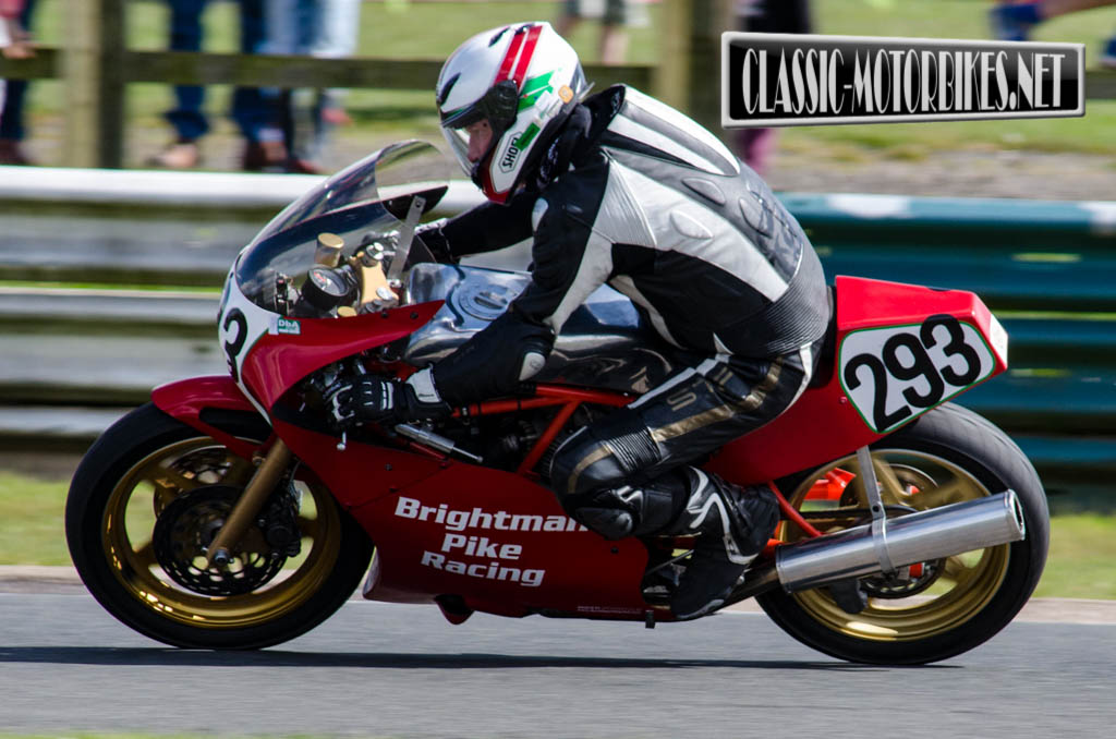 Andy Pike - 1981 Ducati TT2 600
