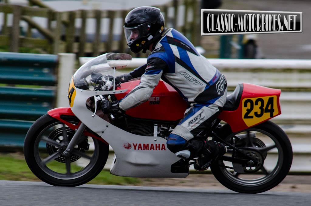 David Linsdell - 1980 Yamaha DCM 500