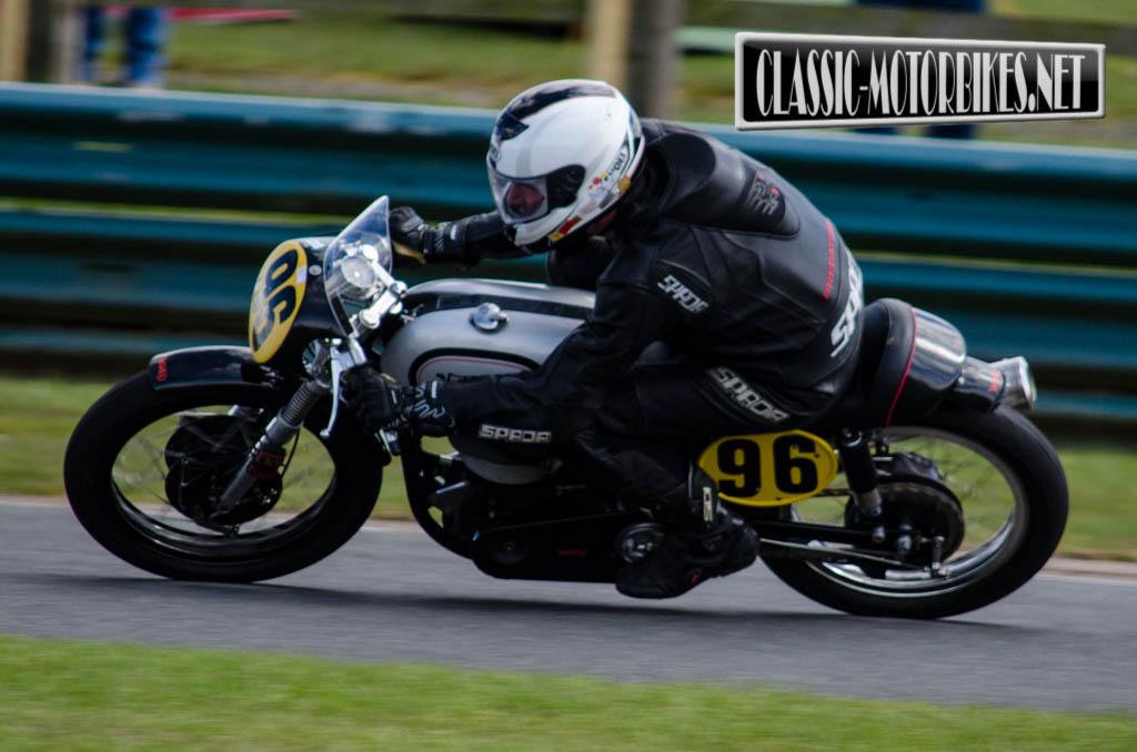 Geoff Leather - 1962 Norton Manx 500