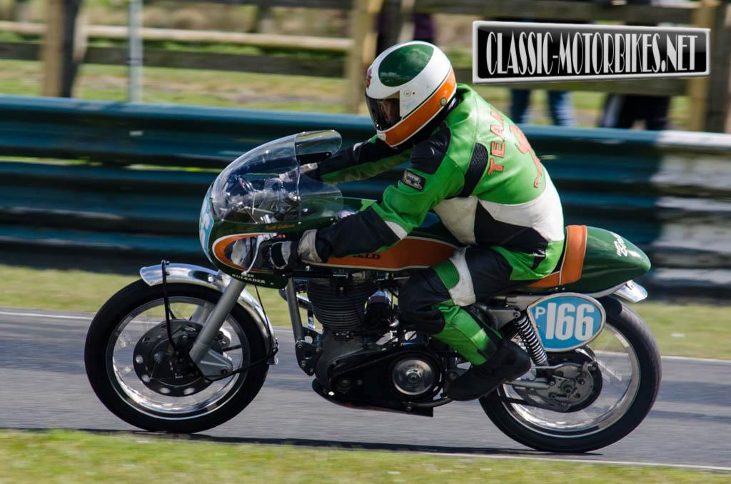 Keith Laveron - 1962 Royal Enfield Bulsader 350