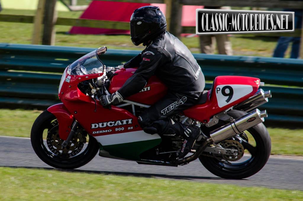 Mark Leeton - 1991 Ducati 900SS