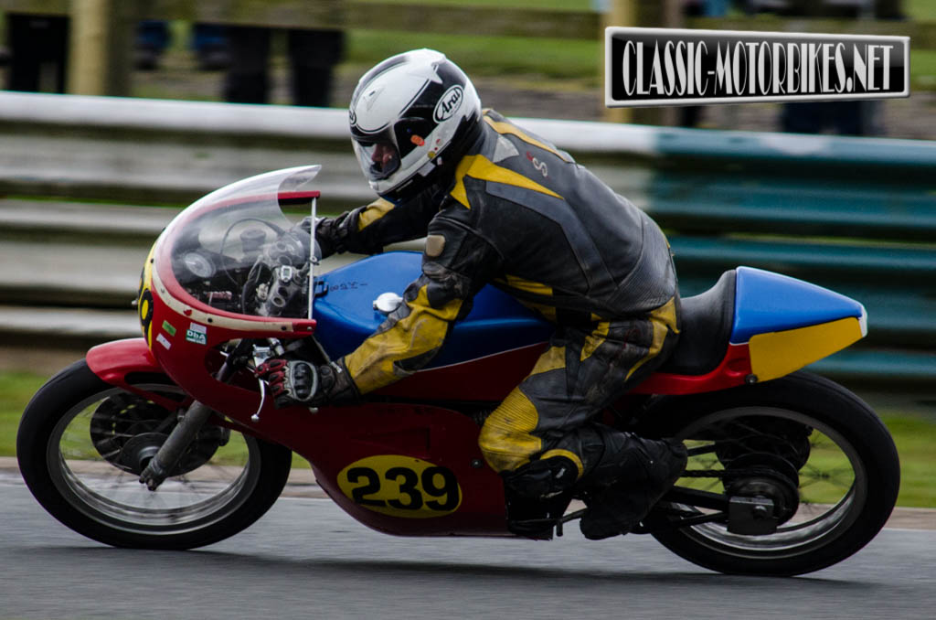 Mike Bevan - 1981 Honda XL DCM 500