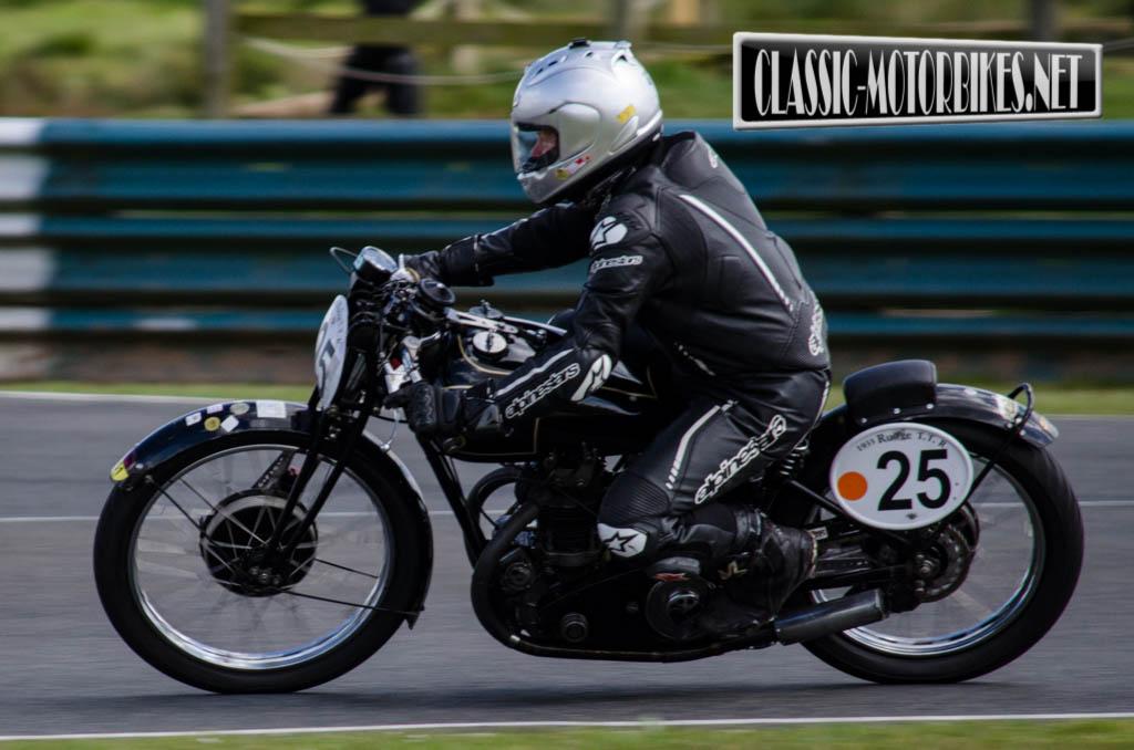 Mike Farrell - 1933 Rudge TTR
