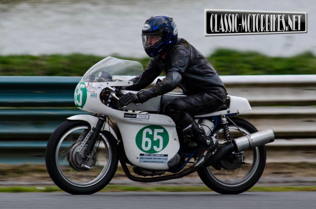 Stuart Noble - 1968 Ducati Steelcraft 250