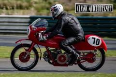 C.Hemshall - 1948 Moto Guzzi Gambalunga