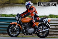 Gareth Roberts - 1979 Laverda Jota 1000