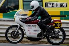 Jenny Westwood - 1978 Honda 500