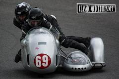 P.Boote & A.Haynes - 1972 MRE Yamaha 750