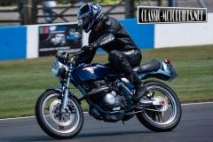 Honda 400 four Turbo
