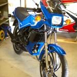 Yamaha RD80