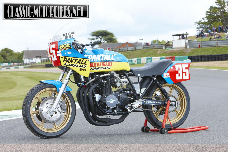 Z1 Moriwaki Kawasaki Classic Motorbikes