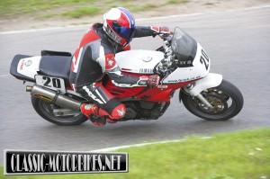 Yamaha FJ Racer