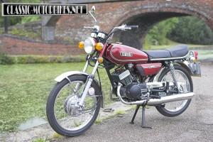 Yamaha RD125B