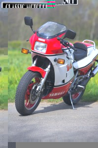 Yamaha RD500 LC Restoration