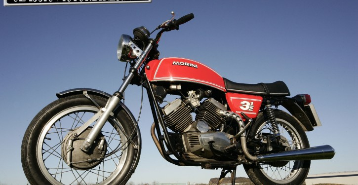 Morini 3½ Strada and Sport