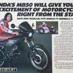 Honda MB5 Restoration