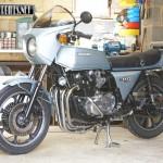 Kawasaki Z1R Restoration