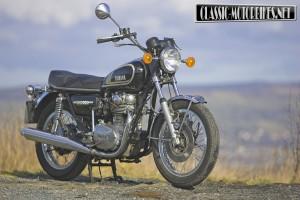 Yamaha XS650 B