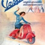 New Vespa Vintage 2009 Catalogue