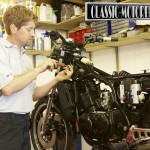 New Era Motorcycle Restorations