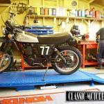Yamaha XT500 Thumper Restoration