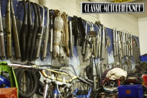 cavernous underground parts store