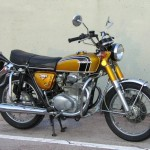 Honda CB350 Road Test