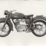 1960 Moto Guzzi Stornello