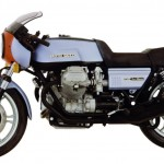 1975 Moto Guzzi 850 Le Mans