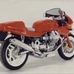 1989 Moto Guzzi Daytona 1000