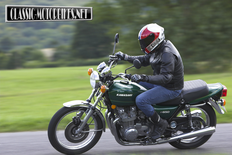 Kawasaki Z650 Road Test - Classic Motorbikes